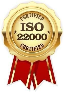 Iso 22000 2018